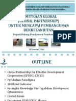 Kemitraan Global untuk Mencapai Pembangunan Berkelanjutan