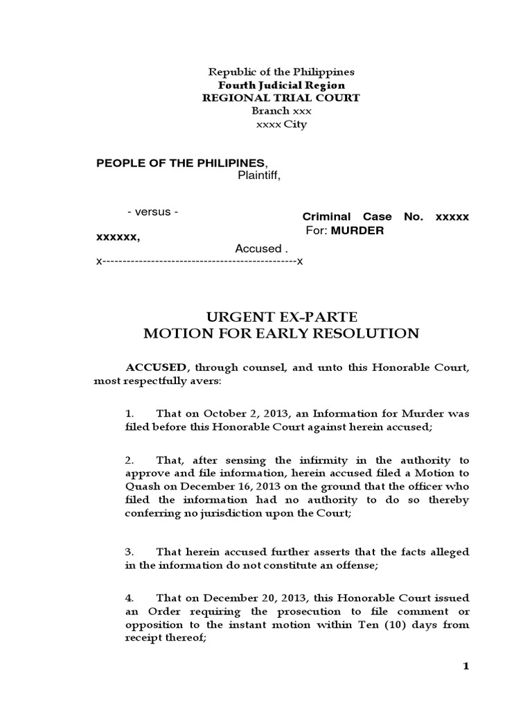 Motion To Withdraw As Counsel Lawyer Crime Justice