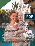 EDIBLES LIST JAN/FEB 2014 ISSUE