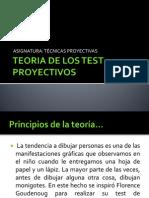 Teoria de Los Test Proyectivos