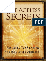 The Ageless Secrets