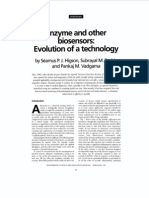 1962 - Vadgama - Enzyme and Other Biosensors Evolution of a Technoloav