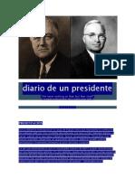Diario de Un Presidente