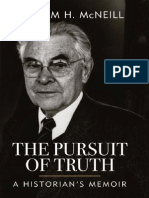 William H. McNeill - The Pursuit of Truth - A Historian's Memoir