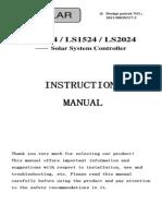 Ls Ep Solar Manual Usuario