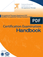Cert Exam Handbook