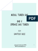 Turbin Gas Pen Ting
