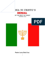 Iglesia Ni Cristos Denial of the Deity of Christ