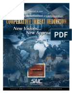 SAIC Thought Leadership Symposium – Cooperative Threat Reduction