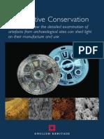 Investigative Conservation