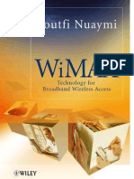 Wiley WiMAX Technology for Broadband Wireless Access Mar 2007