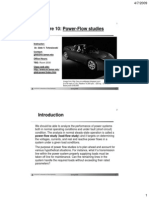 Lecture 11 - Power-Flow Studies