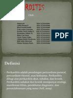 Perikarditis ppt