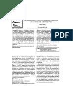 Analisis de Moderacion Mediacion Estres