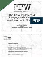 Filmmarketing for the Web From BelieveLTD