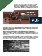 Breve Historia Del Cine Mexicano