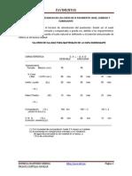 Caracteristicas Mecanicas de Las Capas de n Pavimento