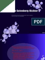 Ley de Gutenberg-Richter