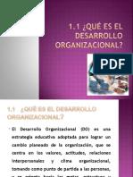 Qué es el Desarrollo-Organizacional - (JR)