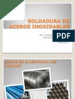 SOLDADURA DE ACEROS INOXIDABLES.pptx