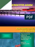 Guias de Pancreatitis Aguda