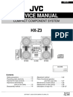 Jvc CA-HXZ3