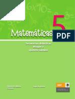 Secuencia Mate Matic as 5 b 3