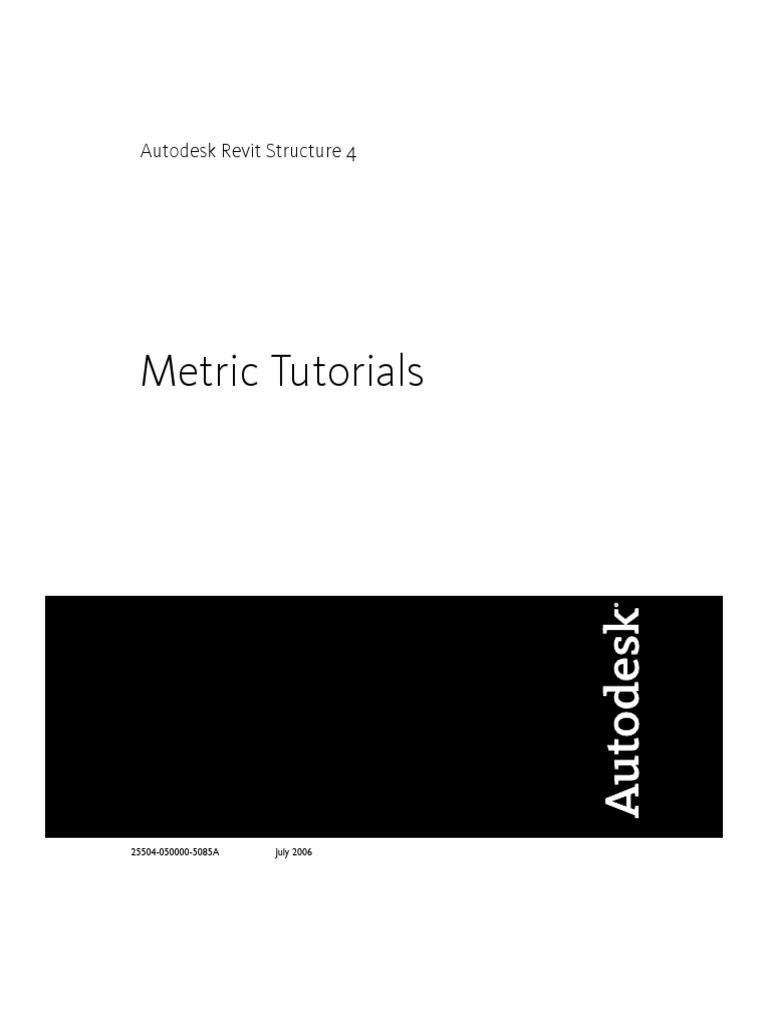 revit 2017 tutorial for beginners pdf