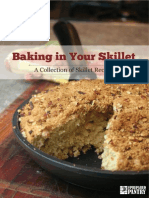 Baking in Skillet