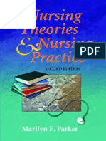 Nursing Theories and Nursing Practice 2nd Edition by Marilyn Parker