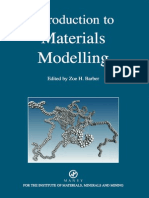 Materials Modelling