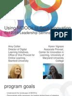 ELI 2014 Leadership Seminar