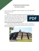 BUKTI Arkeologis Hindu Budha