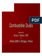 Aiha Combustable Dusts