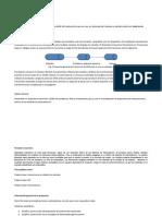 Información para el Protocolo del proyecto