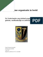 Een geheime organisatie in beeld -  De Nederlandse stay-behind-organisatie, geheim, onafhankelijk en zelfstandig?