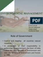 Environment Okkk