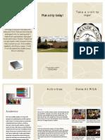spanish ii brochure