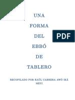 EL EBBÓ DE TABLERO-1