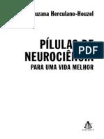 Pilulas de Neurociencia Para Uma Vida Melhor-9788575425039