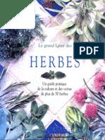 Grand Livre Des Herbes