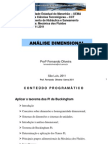 7. analise dimencional
