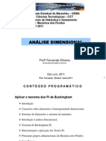 7. analise dimencional