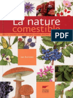 La Nature Comestible