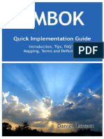 32353128 Daniel Lawson PMBOK Quick Implementation Guide FULL EDITION