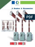 Gas Circuit Breaker DS