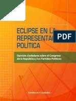 Sondeo Eclipse en La Representacion Politica