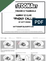 MTA MurrayClive Phony Calls - Matt Downs