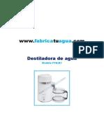 MANUAL ESPAÑOL (Modelo FTA-B7)2