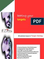 Beating Tough Targets
